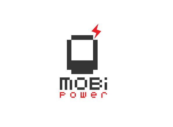 Penyertaan Peraduan #                                        29                                      untuk                                         Design a Logo for mobile power bank