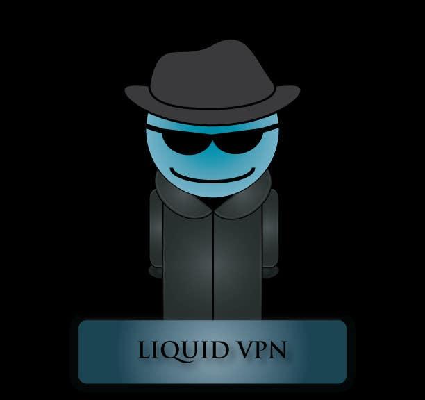 Penyertaan Peraduan #                                        10                                      untuk                                         Logo Design for LiquidVPN
