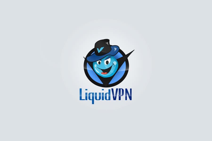 Penyertaan Peraduan #                                        2                                      untuk                                         Logo Design for LiquidVPN