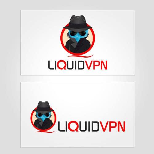 Penyertaan Peraduan #                                        62                                      untuk                                         Logo Design for LiquidVPN