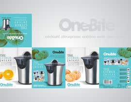 #25 cho Create Minimalistic Print and Packaging Designs for a Citrus Juicer bởi spartan7750