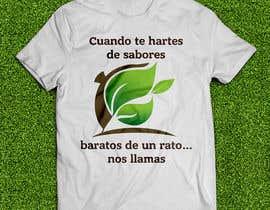 #26 cho Diseñar una camiseta for organic food bởi memphiscube