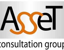 #28 para Logo Design for Asset consultation group por anwarbappy