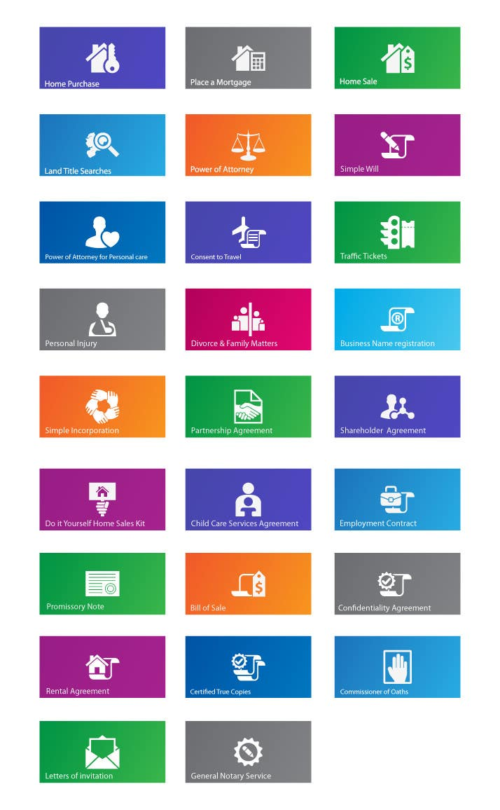 Proposition n°                                        4                                      du concours                                         Icon or Button Design for 26 Windows 8 tiles