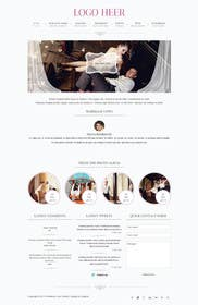 #33 for Website Design for Wedding Portal by dragnoir