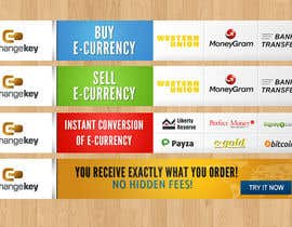 miekee09 tarafından Banner Ad Design for Exchange Website için no 9