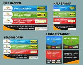 #8 para Banner Ad Design for Exchange Website por emzampunan