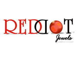 #74 para Logo Design for Red-Dot Jewels por triutami