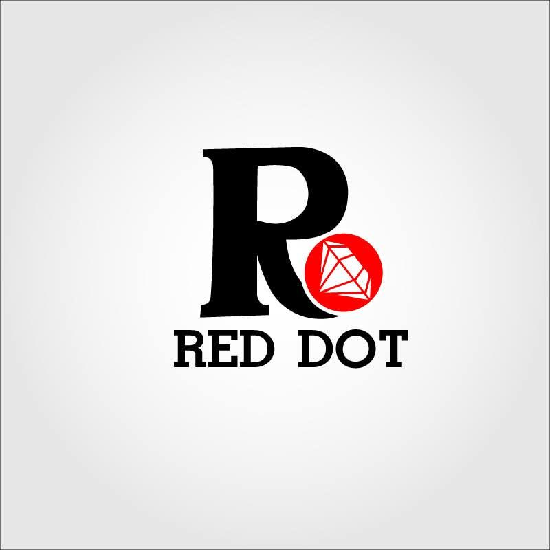 Inscrição nº                                         16                                      do Concurso para                                         Logo Design for Red-Dot Jewels