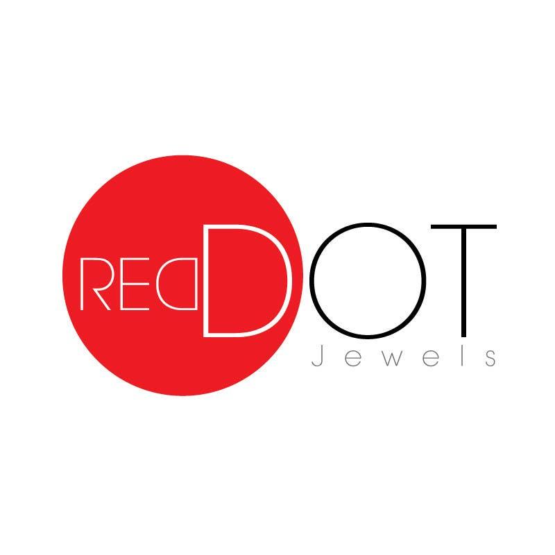 Inscrição nº                                         56                                      do Concurso para                                         Logo Design for Red-Dot Jewels