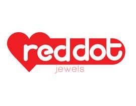 #36 para Logo Design for Red-Dot Jewels por stanbaker