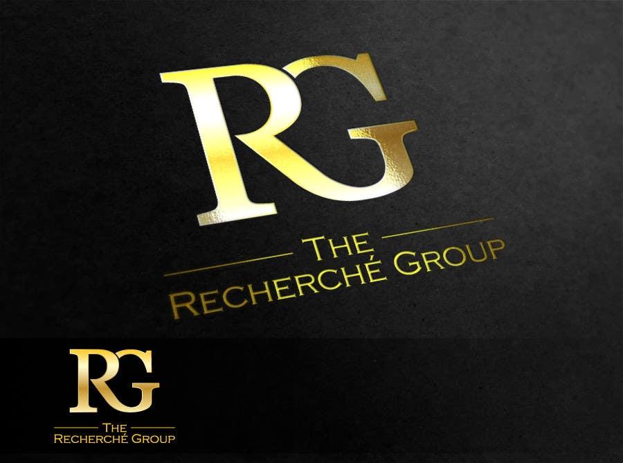Inscrição nº                                         30                                      do Concurso para                                         Logo Design for our company. The Recherchè Group