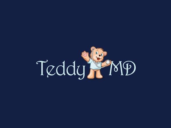 Kilpailutyö #78 kilpailussa Logo Design for Teddy MD, LLC