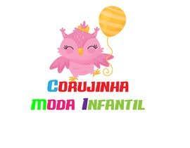 #6 para Criar Logotipo para Loja de Moda Infantil por rehamsayedmostaf