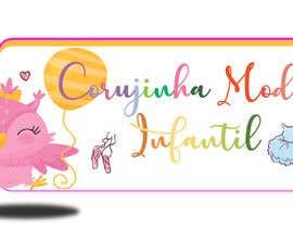 #14 para Criar Logotipo para Loja de Moda Infantil por rehamsayedmostaf