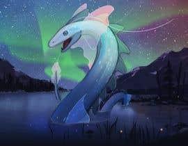 #65 for Mystic, fantasy, lake serpent by ShernanCMijares