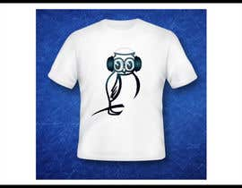 #45 for T-shirt Owl Design for Geek/Gamer Shop by mirceabaciu