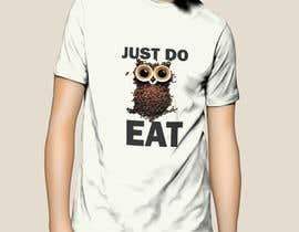 #160 para T-shirt Owl Design for Geek/Gamer Shop por sazalmajumdar
