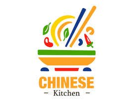 linelife562 tarafından I want a logo for my restaurant 'Chinese Kitchen' için no 32