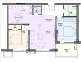 #2 for Apartment Design af pabonita11