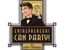 #36 for Logo for my new podcast, Entrepreneurs Can Party! by jaywdesign