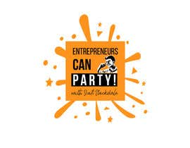 #86 for Logo for my new podcast, Entrepreneurs Can Party! by sayemtuaha07