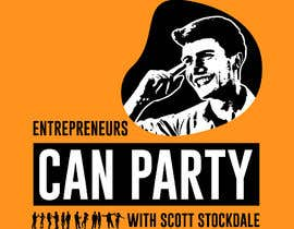 #75 for Logo for my new podcast, Entrepreneurs Can Party! by alaminsumon00