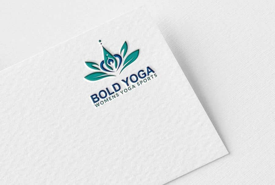 Entry 88 By Tousikhasan For Logo For Womens Yoga Sports Fitness Wear Online Store Freelancer