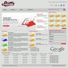 Graphic Design Entri Kontes #7 untuk Website Design for eFestivals