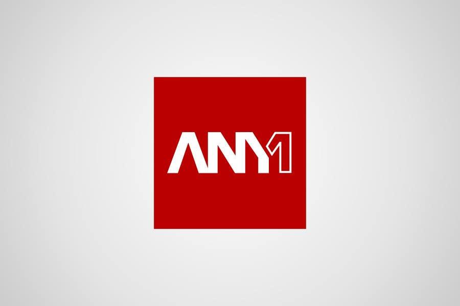 Proposition n°                                        105                                      du concours                                         Logo Design for Any1 Ltd