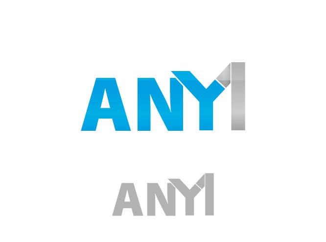 Proposition n°                                        202                                      du concours                                         Logo Design for Any1 Ltd