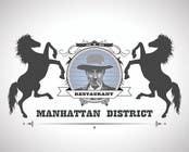 Graphic Design Inscrição do Concurso Nº4 para Manhattan District
