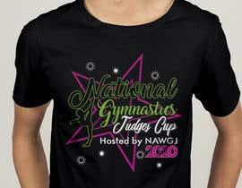 #165 for gymnastics event shirt design by mdyounus19