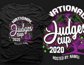 #327 for gymnastics event shirt design by richisd