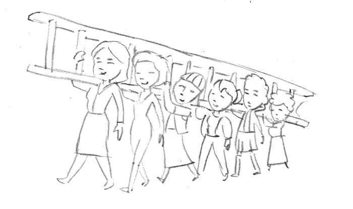 Entri Kontes #                                        16                                      untuk                                        Illustration Design for Optimiss Consulting