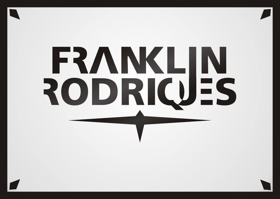 Konkurrenceindlæg #13 for Logo Design for dj franklin rodriques