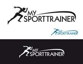 nº 122 pour Concevez un logo for Mysporttrainer par mariacastillo67