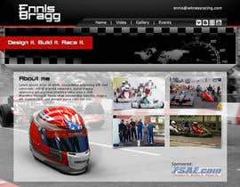 #1 para Graphic Design for ennisbragg.com de DemStudio
