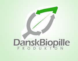 #9 for Logo Design for Dansk Biopille Produktion af Mohamm6d