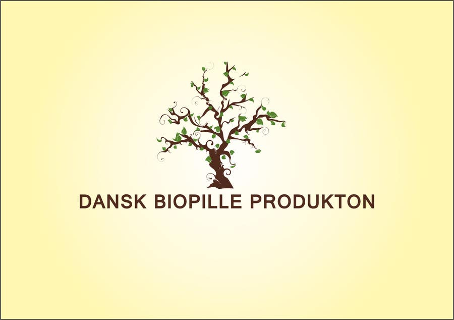 #8 for Logo Design for Dansk Biopille Produktion by airbrusheskid