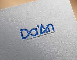 #363 for LOGO design Da'An by mdehasan