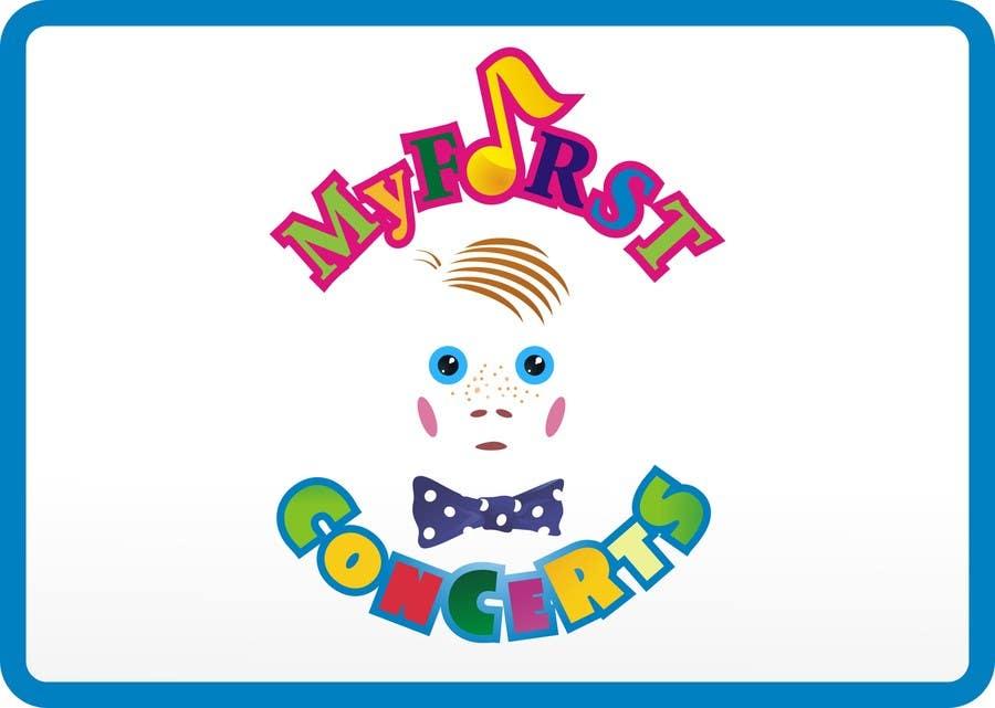 Proposition n°11 du concours Logo Design for Nursery Music Concert Company UK
