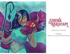 #57 for Character Design af serenaabraham