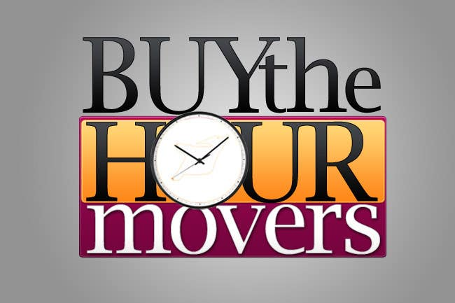 Konkurrenceindlæg #                                        89                                      for                                         Logo Design for BUY the Hour Movers