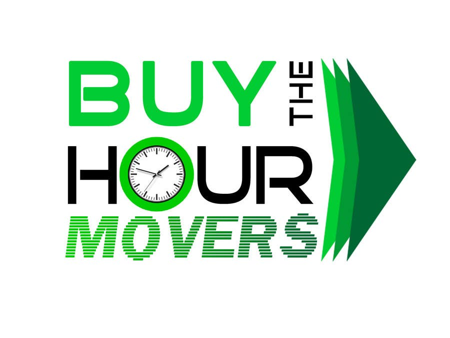 Konkurrenceindlæg #                                        88                                      for                                         Logo Design for BUY the Hour Movers