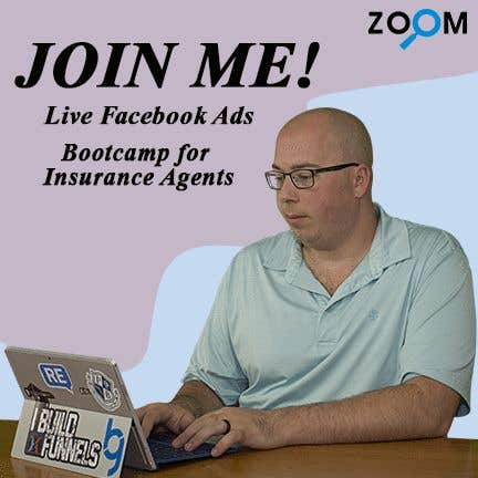 Entry 21 By Aadil666 For Facebook Ad Graphic For Life Insurance Ads Bootcamp Freelancer