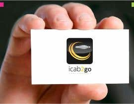 #14 para Icon or Button Design for icab2go por whitecat26