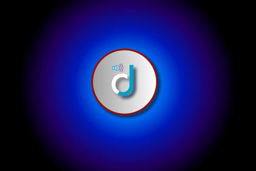 Bài tham dự cuộc thi #                                        36                                      cho                                         Logo Design for DJ