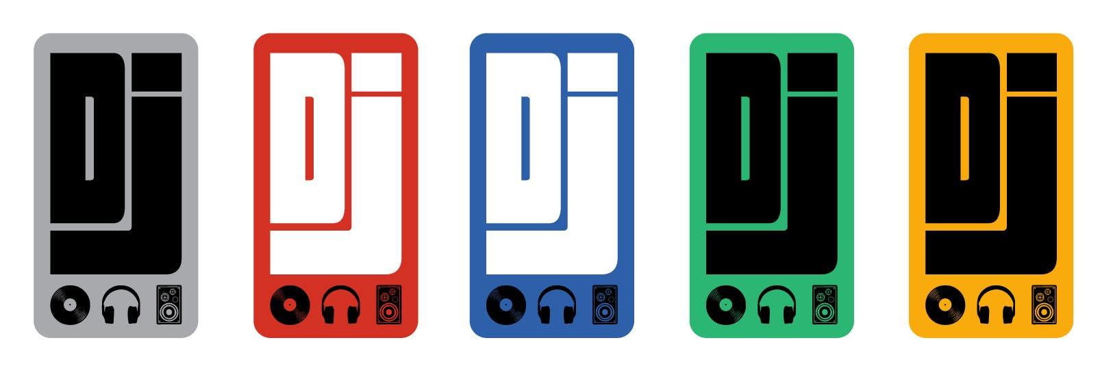 Bài tham dự cuộc thi #                                        53                                      cho                                         Logo Design for DJ