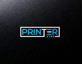 "#11 for Design Logo for my company ""printerking"" by fahim0007"